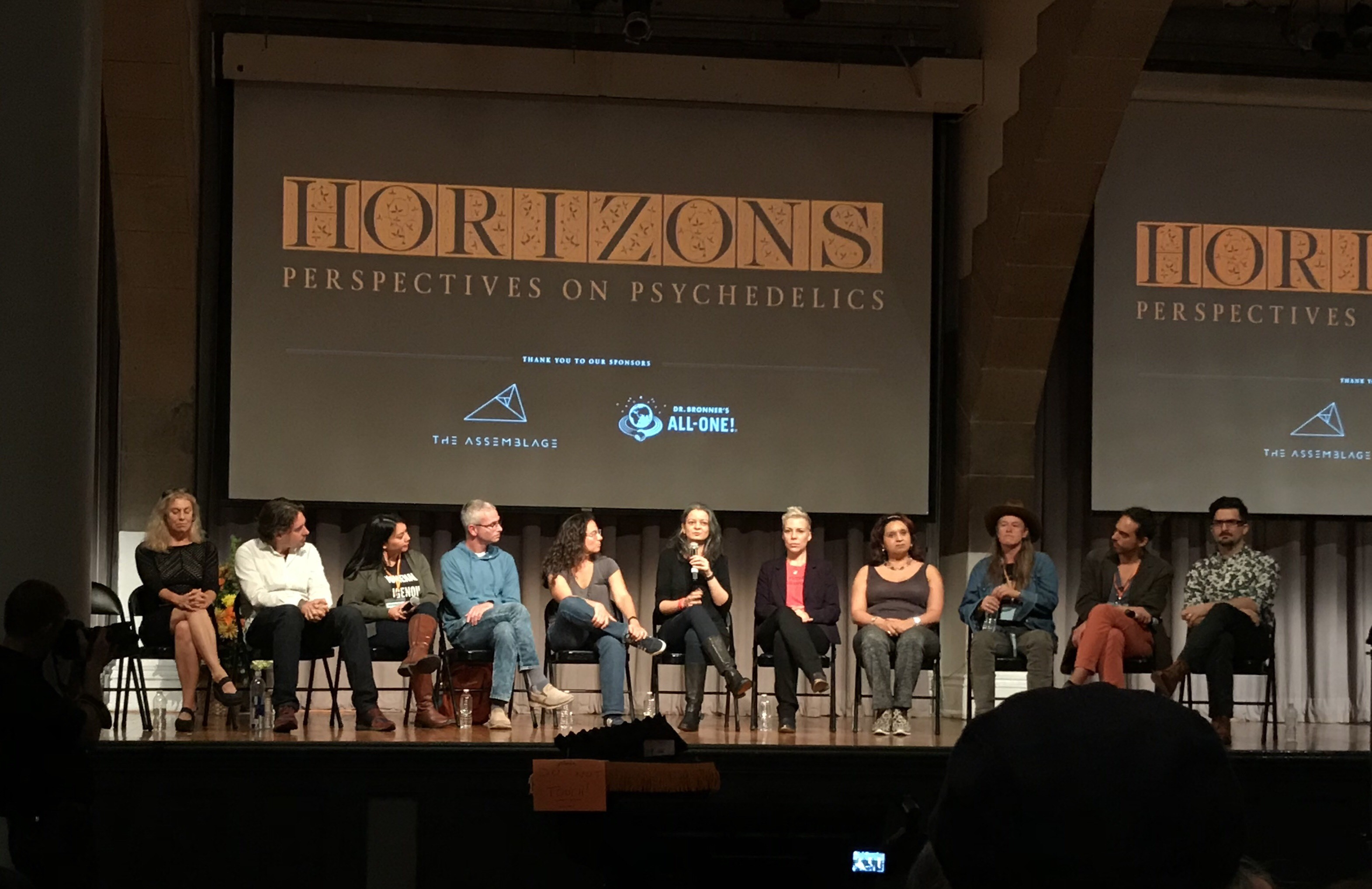 Another ground-breaking Horizons conference!