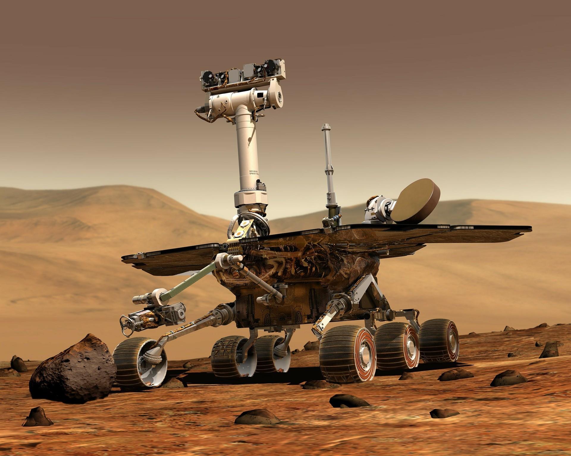 Colonies on Mars?