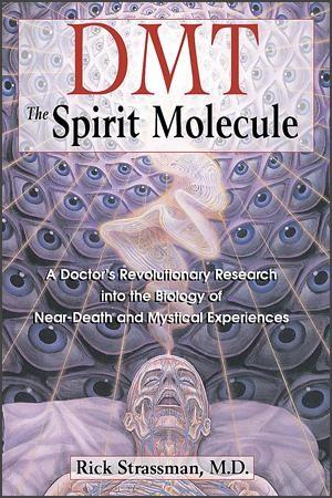 DMT: The Spirit Molecule by Rick Strassman, M.D.